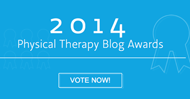 Therapydia Physical Therapy Blog Awards