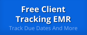 free cash pay client tracking emr