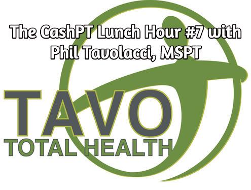 cashpt lunch hour myofascial release phil tavolacci