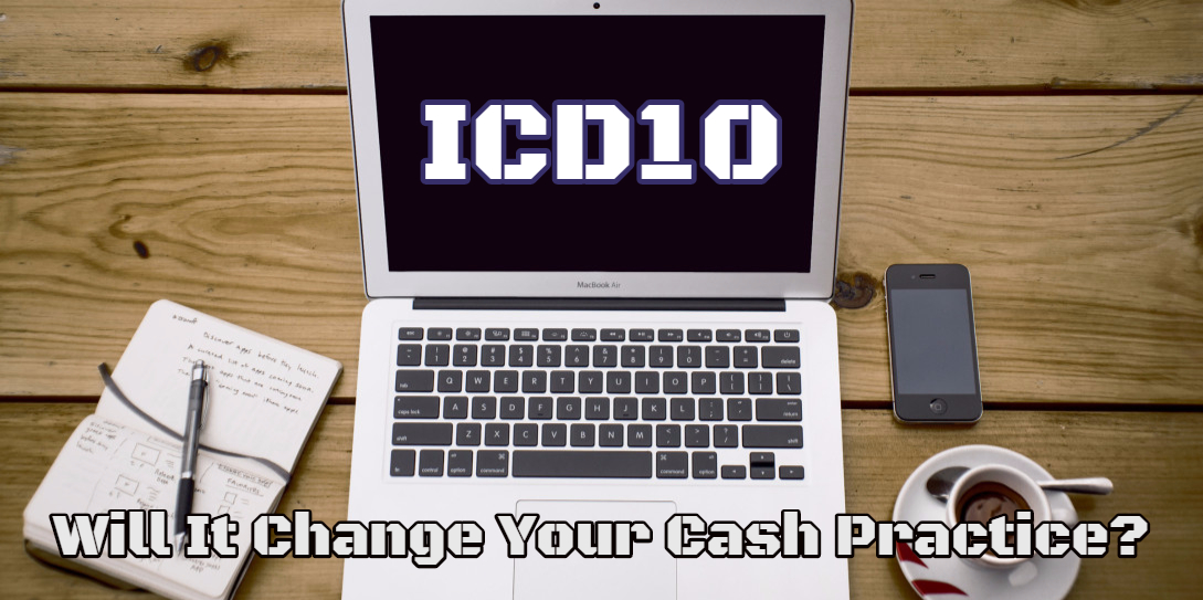 icd10 cash based physical therapy