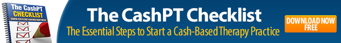 CashPT Checklist Cash Based Physical Therapy