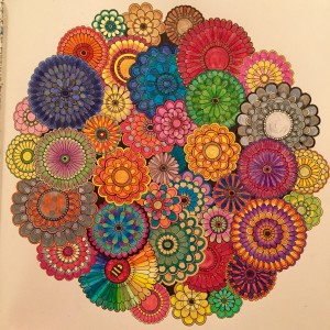 Matthew LeBauer Meditation Coloring psychotherapy