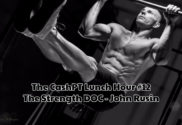 john rusin strength doc cashpt lunch hour