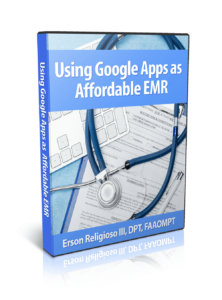 cash based emr electronic medical record notes